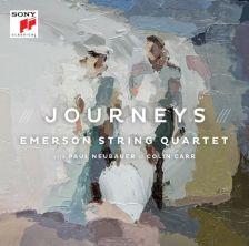 88725 47060-2. TCHAIKOVSKY Souvenir de Florence SCHOENBERG Verklärte Nacht. Emerson Quartet