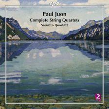 CPO777 883-2. JUON Complete String Quartets