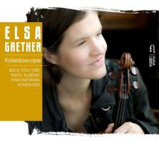 FUG742. Elsa Grether: Kaleidoscope