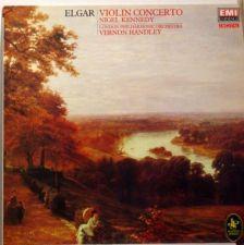 Elgar Violin Concerto (LP)
