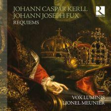 RIC368. FUX; KERLL Requiems