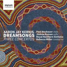 SIGCD524. KERNIS Dreamsongs – Three Concertos