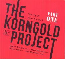 TP1039282. KORNGOLD Piano Trio. Suite