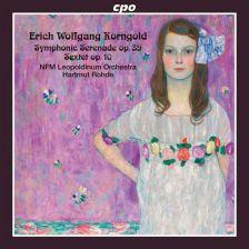 CPO555 138-2. KORNGOLD Symphonic Serenade. Sextet