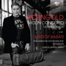 95006. KORNGOLD Violin Concerto. Violin Sonata