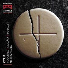 SIGCD489. JANÁČEK Otčenáš KODÁLY Missa brevis POULENC Mass