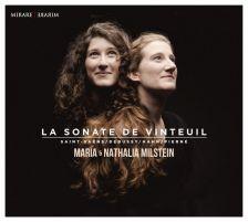 MIR384. PIERNÉ; SAINT-SAËNS; DEBUSSY Violin Sonatas
