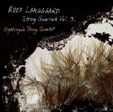 6 220577. LANGGAARD String Quartets Nos 1 & 5