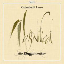 CPO777 957-2. LASSUS Magnificat