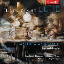 DXL1175. Late Night Lute