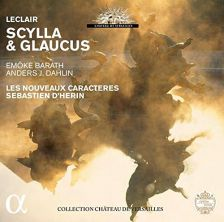 ALPHA960. LECLAIR Scylla et Glaucus