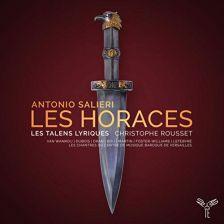 AP185. SALIERI Les Horaces (Rousset)