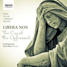 SIGCD338. Libera nos: The Cry of the Oppressed. Contrapunctus