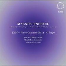 8.226076 LINDBERG Piaco Concerto No 2. EXPO. Al largo