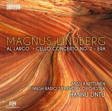 ODE1281-5. LINDBERG Cello Concerto No 2