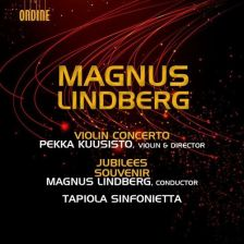 ODE1175-2. LINDBERG Violin Concerto. Souvenir. Kuusisto/Lindberg