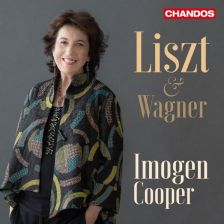 CHAN10938. Imogen Cooper plays Liszt and Wagner