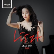 SIGCD533. LISZT Piano Works (Lucille Chung)