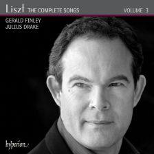 CDA67956. LISZT Complete Songs Vol 3