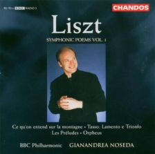 Liszt Symphonic Poems, Vol 1