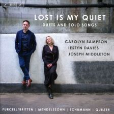 BIS2279. Lost is my Quiet