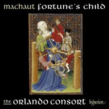 CDA68195. MACHAUT Fortune's Child