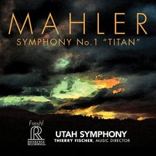 FR715 SACD. MAHLER Symphony No 1
