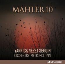 ACD2 2711. MAHLER Symphony No 10