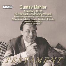 Mahler Symphony No 10