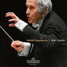 AVI8553390. MAHLER Symphony No 1 (Fischer)