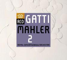 RCO17003. MAHLER Symphony No 2 (Gatti)