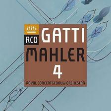 RCO18004. MAHLER Symphony No 4 (Gatti)