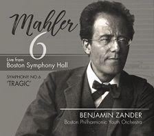 711583260223. MAHLER Symphony No 6, Tragic (Zander)