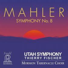 FR725SACD. MAHLER Symphony No 8 (Fischer)