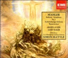Mahler Symphony No 2 – Rattle