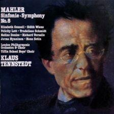 MAHLER Symphony No 8 Tennstedt