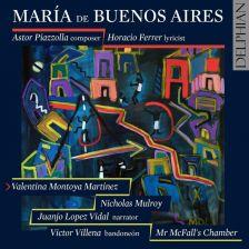 DCD34186. PIAZZOLLA María de Buenos Aires