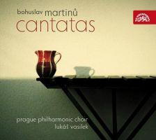 SU4198-2. MARTINŮ Cantatas