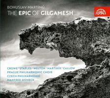 SU4225-2. MARTINŮ The Epic of Gilgamesh