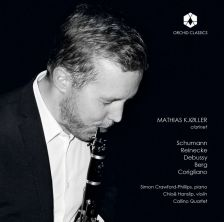 ORC100077. Mathias Kjøller plays Schumann, Reinecke, Debussy