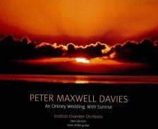 CKD534. MAXWELL DAVIES Concert Overture. Last Door of Light