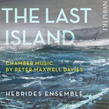 DCD34178. MAXWELL DAVIES The Last Island