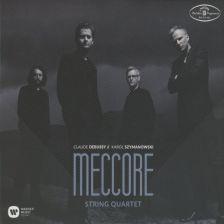08256 4 60747 16. SZYMANOWSKI; DEBUSSY String Quartets