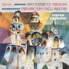 CDA67936. MEDTNER Sonata Romantica RACHMANINOV Piano Sonata No 2