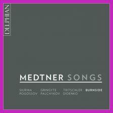 DCD34177. MEDTNER Songs