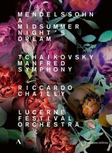 ACC20438. MENDELSSOHN A Midsummer Night's Dream TCHAIKOVSKY Manfred
