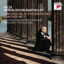 88985 33879-2. MENDELSSOHN Symphonies Nos 1 & 4