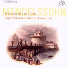 Mendelssohn Symphonies Nos 1 & 4