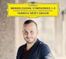 479 7337GH3. MENDELSSOHN Complete Symphonies (Nézet-Séguin)