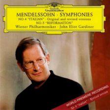 Mendelssohn Symphonies Nos 4 & 5